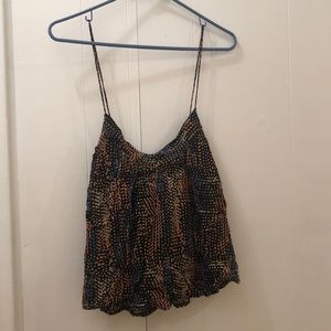 Free People Crossover Tank